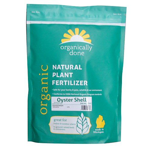 Organically Done Oyster Shell Flour 5 Lb Bag