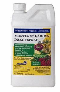Monterey Garden Insect Spray - 1 quart