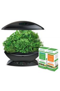 AeroGarden 7 with Gourmet Herb & Grow Anything Kit