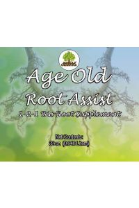 Age Old Organics Root Assist - 1 gallon