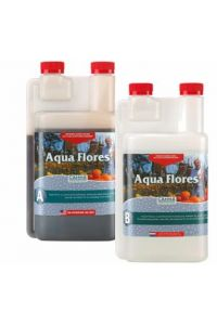 CANNA Aqua Flores Part A and B - 1 liter each