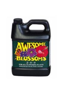Awesome Blossoms nutrient - 4 liter
