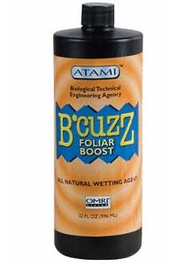 B`cuzz Foliar Boost - 1 quart