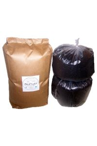 BioPreta Worm Poop and Charcoal - 40 cup Bulk Sack