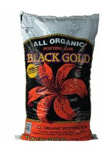 Black Gold Natural and Organic - 16 quart
