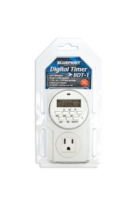Blueprint Controllers Digital Timer 120V, BDT-1