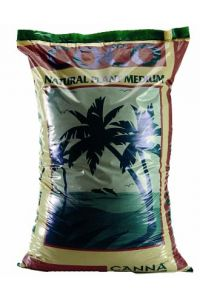 CANNA Coco Coir - 50L / 11.35 gallon bag - Oversized Shipping Applies