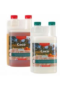 CANNA Coco Nutrient Part A and B - 1 liter each