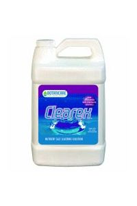 Clearex Salt Leaching Solution - 2.5 gallon
