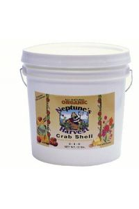 Neptunes Harvest Crab Shell - 12 lb bucket