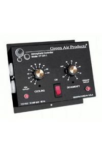 Green Air CT-DH-3P Cooling and Dehumidifying Controller with photo sensitive eye