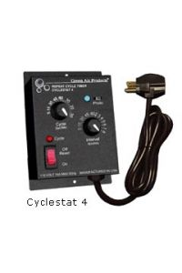 Green Air Cyclestat 4P Repeat Cycle Timer with photosensor