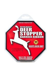 Deer Stopper Barrier Ribbon