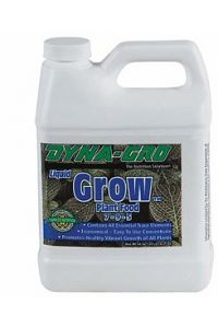 Dyna-Gro Liquid Grow - 1 quart  ON SALE