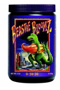 Beastie Bloomz Soluble Nutrient - 1 lb