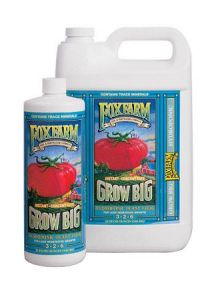 FoxFarm Grow Big Hydroponic Nutrient - 1 quart