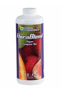 FloraBlend Vegan Compost Tea - 1 quart