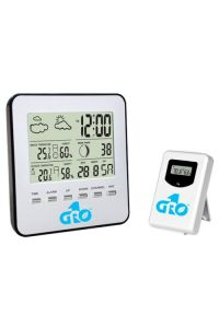 Gro1 Wireless Weather Station with Sensor