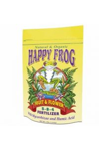 Happy Frog Fruit and Flower Organic Fertilizer - 18 lb