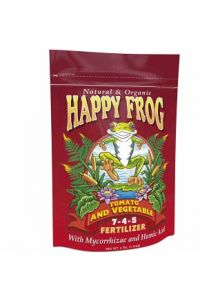 Happy Frog Tomato and Vegetable Organic Fertilizer - 18 lb