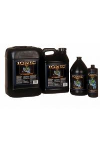 Ionic Grow Hardwater  - 2.5 gallon