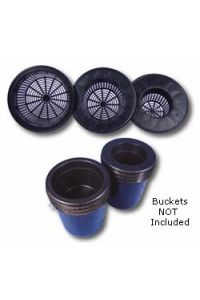 Mesh Pot Bucket Lid - 8 inch