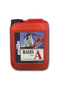 Mills Nutrients - Basis A - 10 liter
