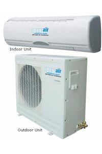 Ideal-Air Mini Split A/C 12,000 BTU 15 SEER w/Heat - SHIPPING APPLIES