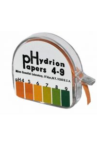 Hydrion pH Test Paper Roll