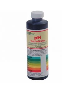 GH pH Test Indicator Solution - 8 oz