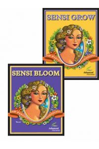 Sensi BLOOM Part A & B - 10 liter each (pH Perfect)