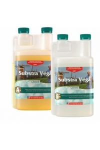 CANNA Substra Vega Part A and B - 5 liter each soft water