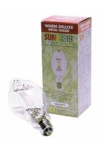 1000W Sunmaster Warm Deluxe MH Bulb