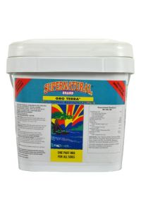 Supernatural Gro Terra - 10 kilogram