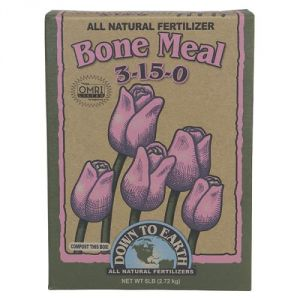 Down to Earth Bone Meal - 25 lbs