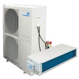 Ideal-Air 4 Ton Mega-Split, 208/230 V 1ph, 48,000 BTU Heat Pump